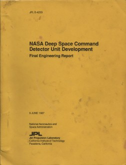 NASA Deep Space Command Detector Unit Development